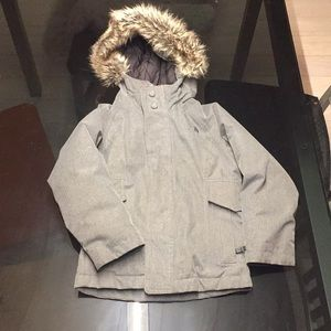 North face size 6 jacket